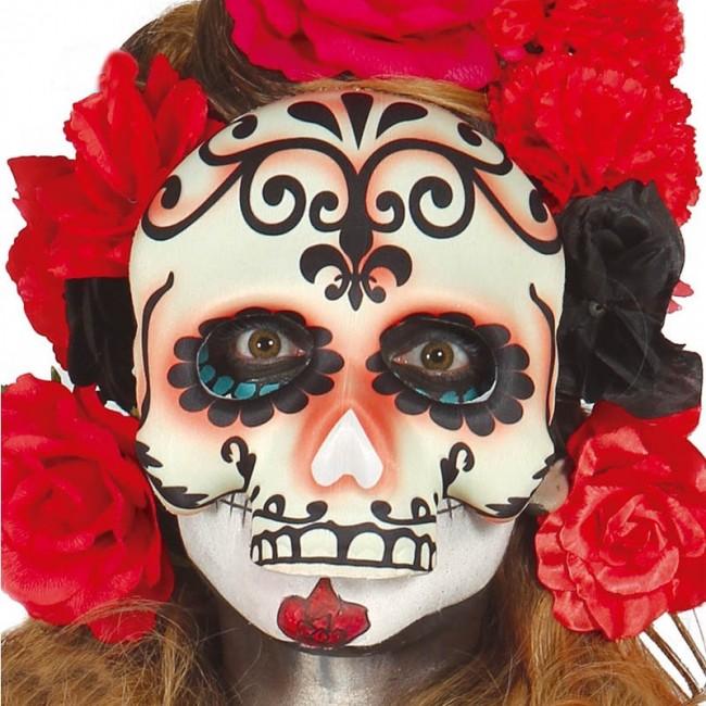 Garantie de satisfaction à 100% en arrivant design de qualité Masque Mexicain Catrina