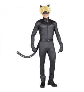 apparence élégante tout neuf où puis je acheter Déguisement pour couple Ladybug et Cat Noir pour adulte