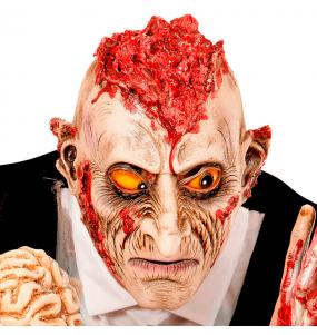 Masque Zombie Décérébré