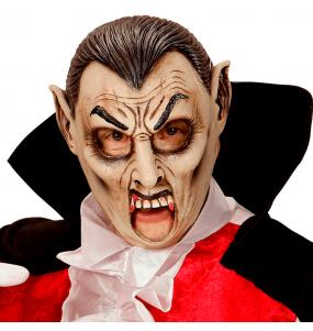 Masque Vampire Bouche Ouverte