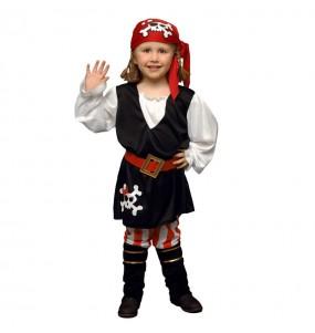 Déguisement Pirate Grace pour fille