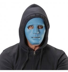 Masque Neutre Bleue