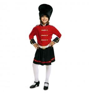 Déguisement Gardienne Royale enfant