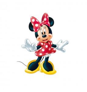 Figura articulada Minnie Lunares