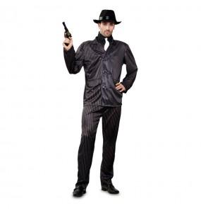 Déguisement Gangster Rayé pour homme