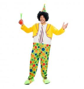 Déguisement Clown avec cerceau
