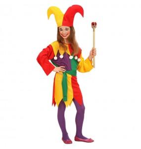 Déguisement Clown Bouffone