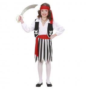 Déguisement Pirate pour fille bon marché