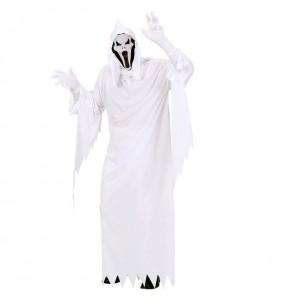 Déguisement Fantôme Scream adulte