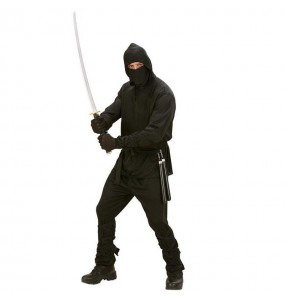 Déguisement Ninja Noir