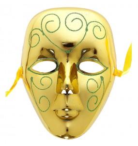 Masque Vénitien - Doré