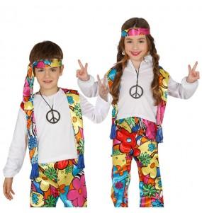 Déguisement Hippie Enfant Unisex