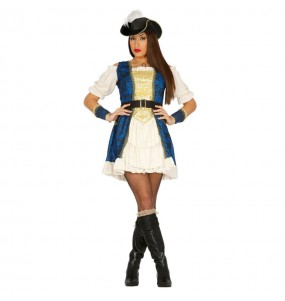 Déguisement Pirate Luxe Femme