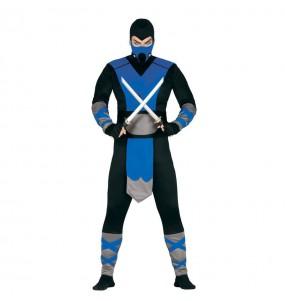Déguisement Ninja Glace
