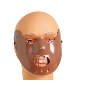 Masque Hannibal Lecter