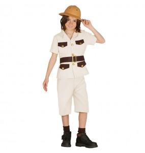 Déguisement Explorateur Safari pour garçon