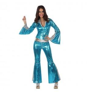 Déguisement Femme Disco