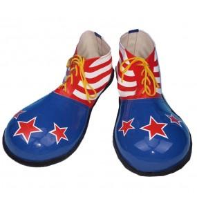 Chaussures Clown - Étoiles