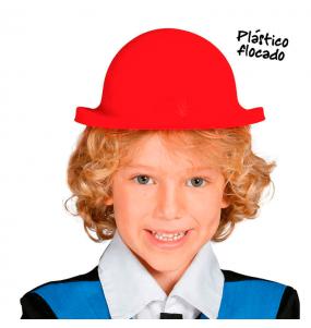 Chapeau Melon Plastique Enfant
