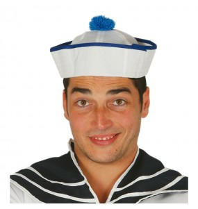 Bonnet Marin Bleu