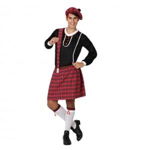 Déguisement Écossais Edwin adulte