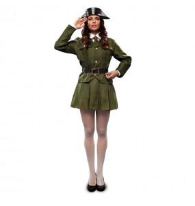 Déguisement Guardia Civil femme (Gendarme)
