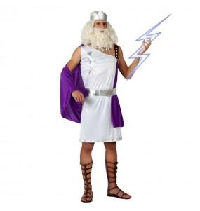 Déguisement Dieu Grec Zeus adulte