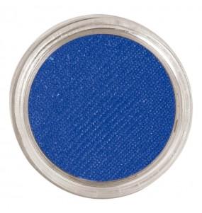 Maquillage à l'eau – Bleu foncé