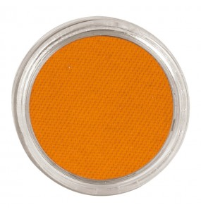 Maquillage à l'eau – Orange