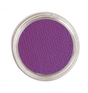 Maquillage à l'eau – Violet
