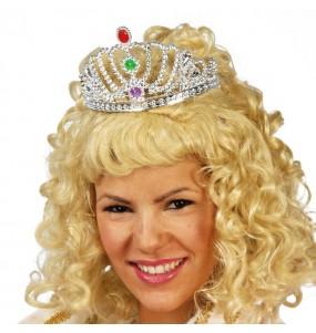 Couronne Princesse - Argent