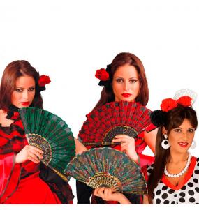 Éventail Flamenco