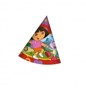 Chapeaux Dora l'Exploratrice - Nickelodeon™