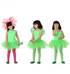 Déguisement Danseuse Ballet – Verte