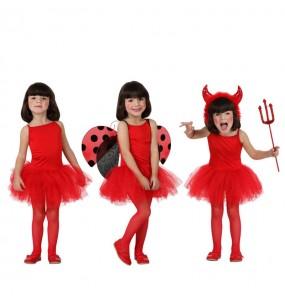 Déguisement Danseuse Ballet - Rouge