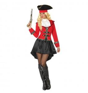 Déguisement Pirate Femme des Sept Mers