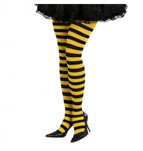 Paire de Collants Abeille