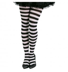 Paire de Collants Halloween