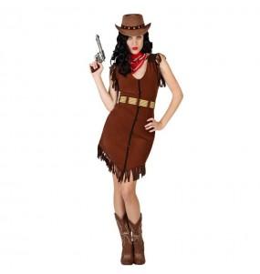 Déguisement Cowgirl Shériff