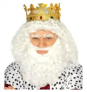 Couronne Roi Dorée
