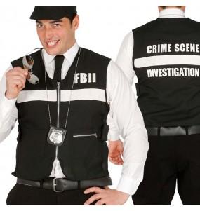 Gilet Police FBI