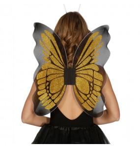 Ailes Or Papillon