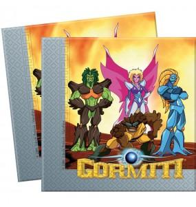 Serviettes Gormiti - Giochi Preziosi™