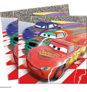 Serviettes Cars - Disney™