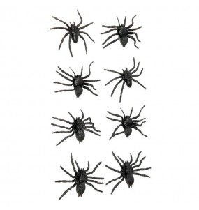 Sac avec 8 Araignées