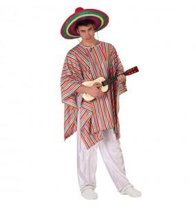 Déguisement Méxicain du Mexique adulte