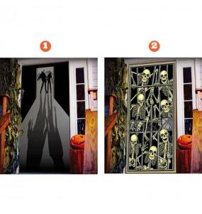 Décoration Porte Halloween