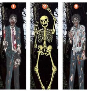 Décoration Murale Zombie