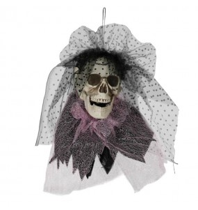 Crâne avec Voile
