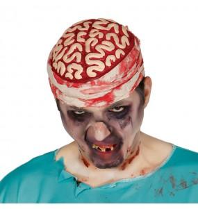 Faux cerveau ensanglanté